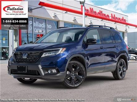 2020 Honda Passport Touring (Stk: 22620) in Greater Sudbury - Image 1 of 22
