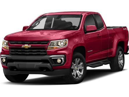 2021 Chevrolet Colorado Z71 (Stk: F-XQTBC3) in Oshawa - Image 1 of 5