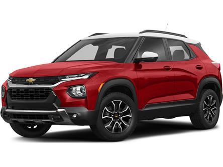 2021 Chevrolet TrailBlazer LT (Stk: F-XQTBF5) in Oshawa - Image 1 of 5