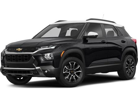 2021 Chevrolet TrailBlazer LT (Stk: F-XQTBGW) in Oshawa - Image 1 of 5