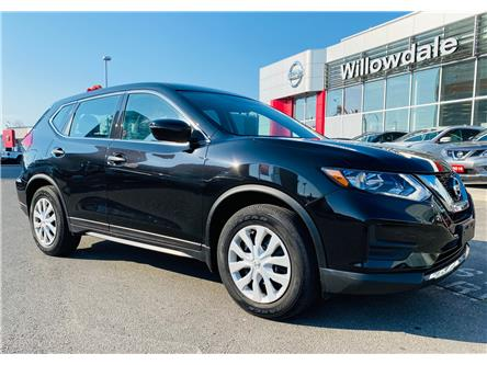 2017 Nissan Rogue S (Stk: N786A) in Thornhill - Image 1 of 16