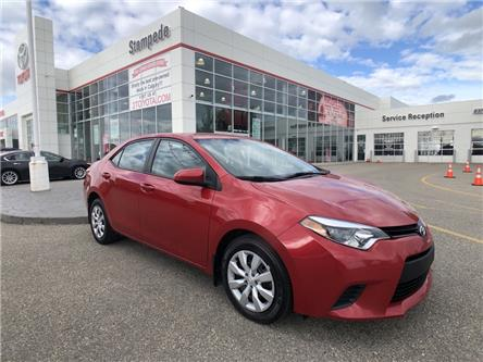 2014 Toyota Corolla LE (Stk: 191124D) in Calgary - Image 1 of 21