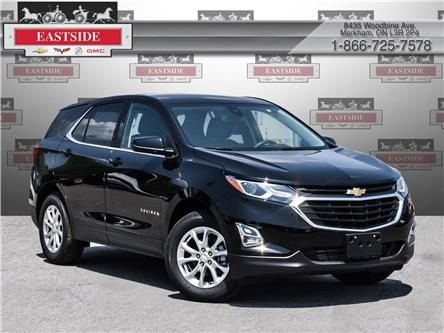 2020 Chevrolet Equinox LT (Stk: L6245967) in Markham - Image 1 of 22