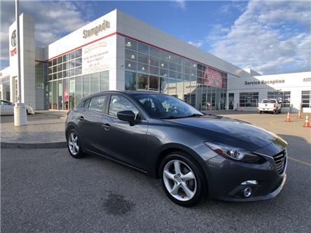 2014 Mazda Mazda3 Sport GT-SKY (Stk: 200529A) in Calgary - Image 1 of 26