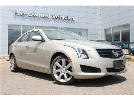 2013 Cadillac ATS 2.0L Turbo (Stk: ) in Toronto - Image 1 of 16