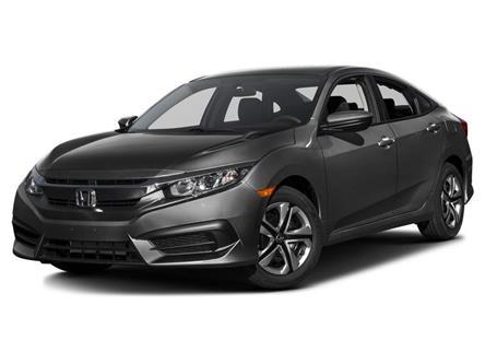 2016 Honda Civic LX (Stk: 20999A) in Cambridge - Image 1 of 9