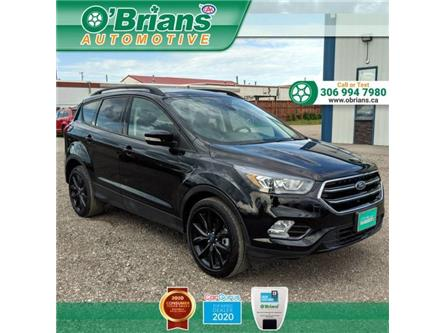 2019 Ford Escape Titanium (Stk: 13567A) in Saskatoon - Image 1 of 23