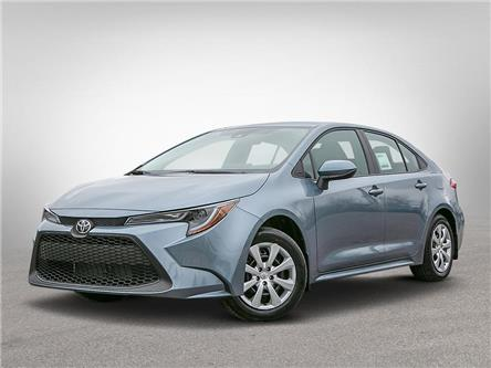 2020 Toyota Corolla  (Stk: N12520) in Goderich - Image 1 of 23