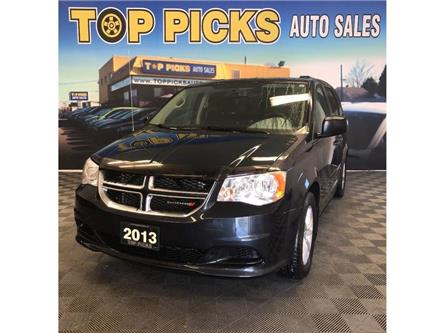 2013 Dodge Grand Caravan SE/SXT (Stk: 701513) in NORTH BAY - Image 1 of 28