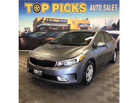 2017 Kia Forte LX (Stk: 009137) in NORTH BAY - Image 1 of 27
