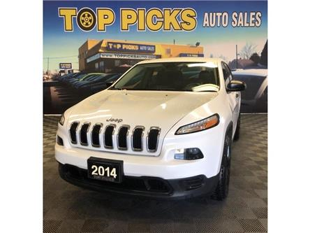 2014 Jeep Cherokee Sport (Stk: 264181) in NORTH BAY - Image 1 of 26