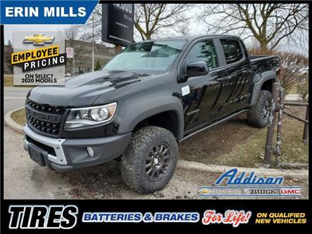 2020 Chevrolet Colorado ZR2 (Stk: L1217018) in Mississauga - Image 1 of 12