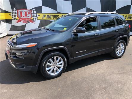 2015 Jeep Cherokee Limited (Stk: 49451A) in Burlington - Image 1 of 26