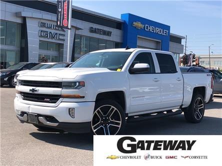 2018 Chevrolet Silverado 1500 LT/4WD/5.3L/Bluetooth/Rear Camera/Remote Start/ (Stk: 281123A) in BRAMPTON - Image 1 of 22