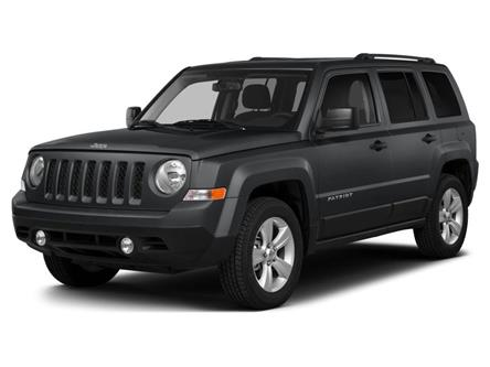 2014 Jeep Patriot Sport/North (Stk: 318UBA) in Barrie - Image 1 of 10