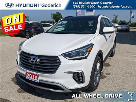 2018 Hyundai Santa Fe XL Ultimate with 6 seats (Stk: 80055) in Goderich - Image 1 of 22