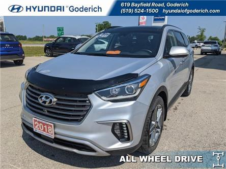 2018 Hyundai Santa Fe XL NO OPTIONS (Stk: 20508) in Goderich - Image 1 of 23
