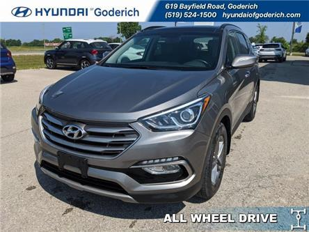 2017 Hyundai Santa Fe Sport Luxury (Stk: 20298A) in Goderich - Image 1 of 21