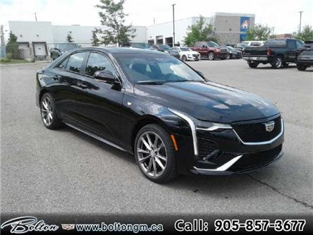 2020 Cadillac CT4 Sport (Stk: 140856) in Bolton - Image 1 of 14