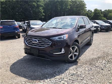 2020 Ford Edge SEL (Stk: ED20612) in Barrie - Image 1 of 18