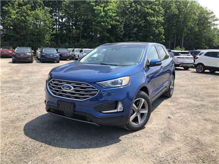 2020 Ford Edge SEL (Stk: ED20611) in Barrie - Image 1 of 18
