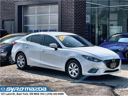 2016 Mazda Mazda3 GX (Stk: 29782) in East York - Image 1 of 28