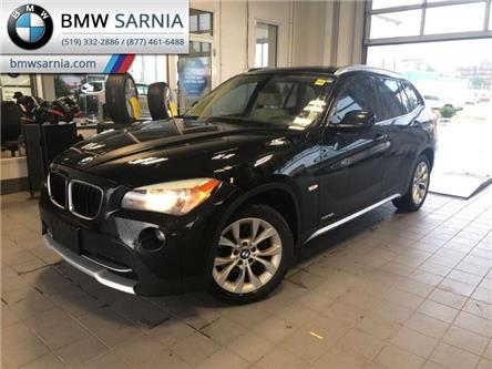 2012 BMW X1 xDrive28i (Stk: XU292) in Sarnia - Image 1 of 14
