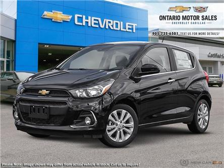 2020 Chevrolet Spark 2LT CVT (Stk: 0465884) in Oshawa - Image 1 of 27