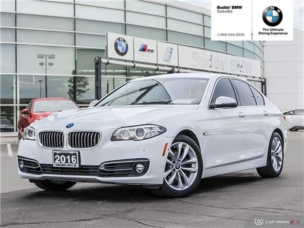 2016 BMW 528i xDrive (Stk: DB6036) in Oakville - Image 1 of 28