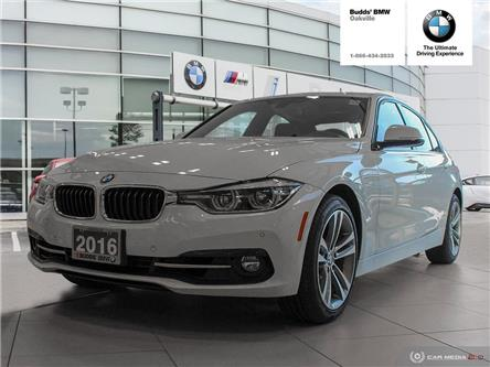 2016 BMW 328i xDrive (Stk: DB5987) in Oakville - Image 1 of 25