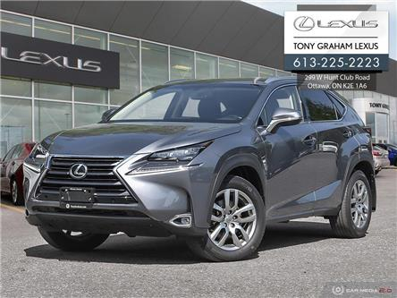 2017 Lexus NX 200t Base (Stk: Y3695) in Ottawa - Image 1 of 30