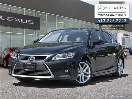 2016 Lexus CT 200h Base (Stk: Y3702) in Ottawa - Image 1 of 27