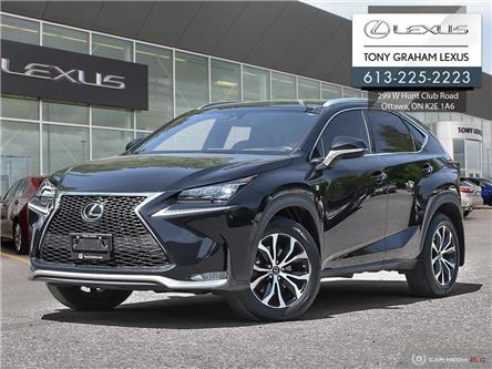 2017 Lexus NX 200t Base (Stk: Y3701) in Ottawa - Image 1 of 30
