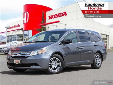 2012 Honda Odyssey EX-L (Stk: 14691A) in Kamloops - Image 1 of 25