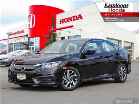 2016 Honda Civic EX (Stk: 14829A) in Kamloops - Image 1 of 25
