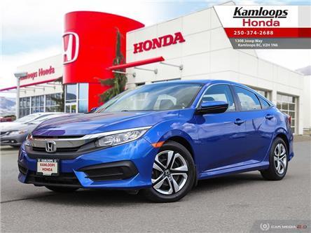 2018 Honda Civic LX (Stk: 14830UA) in Kamloops - Image 1 of 25