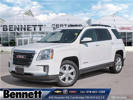 2017 GMC Terrain SLE-2 (Stk: 200530A) in Cambridge - Image 1 of 27