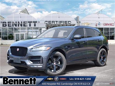 2018 Jaguar F-PACE 25t R-Sport (Stk: 200443A) in Cambridge - Image 1 of 27