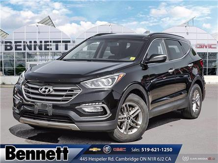 2017 Hyundai Santa Fe Sport 2.4 SE (Stk: 200592A) in Cambridge - Image 1 of 27
