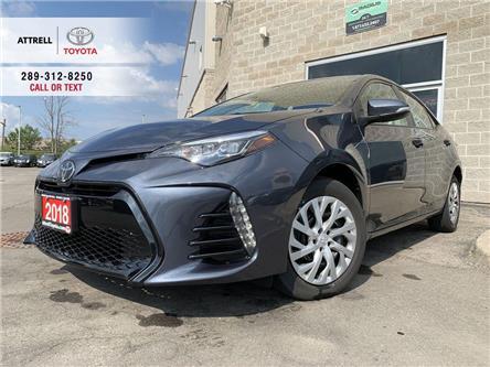 2018 Toyota Corolla SE SPOILER, ABS, BACK UP CAMERA, TSS-P, LANE DEPAR (Stk: 47401A) in Brampton - Image 1 of 22