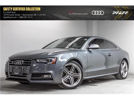2013 Audi S5 3.0T (Stk: 53588A) in Newmarket - Image 1 of 21