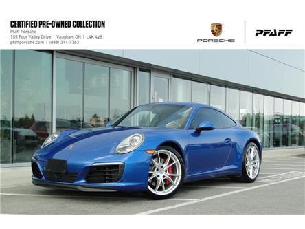 2017 Porsche 911 Carrera S Coupe (991) w/ PDK (Stk: U8555A) in Vaughan - Image 1 of 18