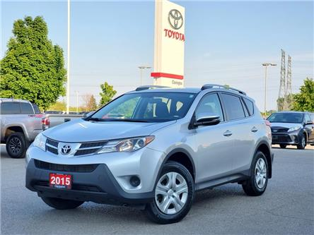 2015 Toyota RAV4  (Stk: P2502) in Bowmanville - Image 1 of 27