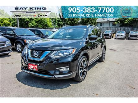 2017 Nissan Rogue  (Stk: 207577A) in Hamilton - Image 1 of 29