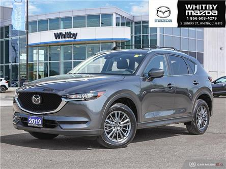 2019 Mazda CX-5 GS (Stk: P17607) in Whitby - Image 1 of 27
