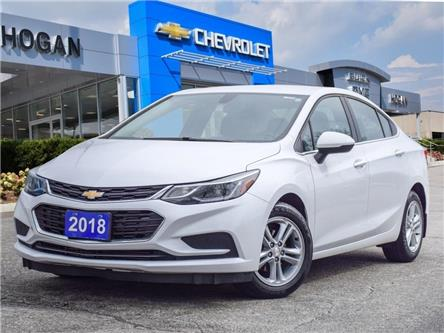 2018 Chevrolet Cruze LT Auto (Stk: A172351) in Scarborough - Image 1 of 26