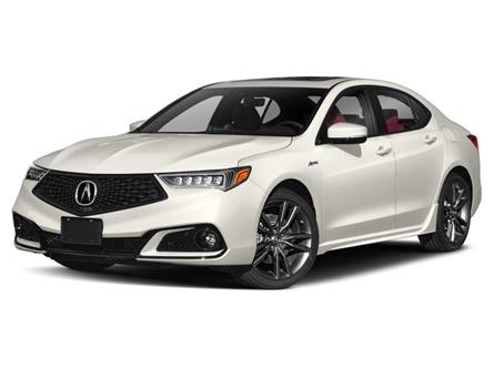 2020 Acura TLX Tech A-Spec w/Red Leather (Stk: 20447) in Burlington - Image 1 of 9