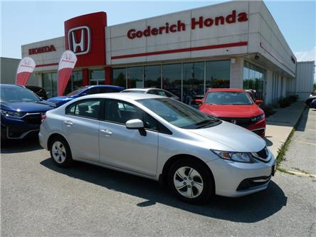 2014 Honda Civic LX (Stk: U07220) in Goderich - Image 1 of 9