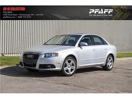 2008 Audi A4 2.0T Progressiv (Stk: U6011A) in Mississauga - Image 1 of 21