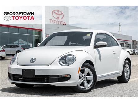 2016 Volkswagen Beetle 1.8 TSI Trendline (Stk: 16-20870GT) in Georgetown - Image 1 of 18